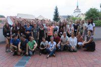 Gruppenbild Geschichtscamp 2016 in Bautzen